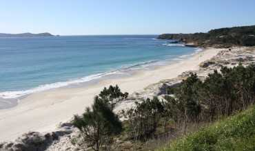 Playa de Major - SANXENXO